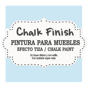 Chalk Finish Efecto Tiza