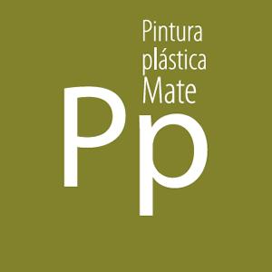 Pinturas Plásticas Mate
